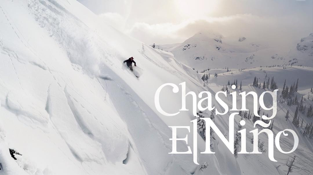 "@chrisbenchetler is back with episode two of his @gopro web series Chasing El Niño- ""It's Always Cloudy in British Columbia"" #weareframeless #dragonnfx2 #benchetler. Link to episode 2 in profile."