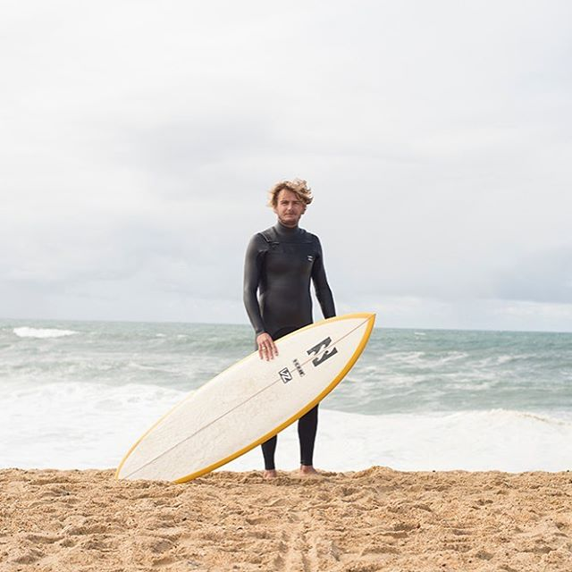 @tyler_warren in the #RevolutionSeries full suit. #SurfAllDay #Billabongwetsuits