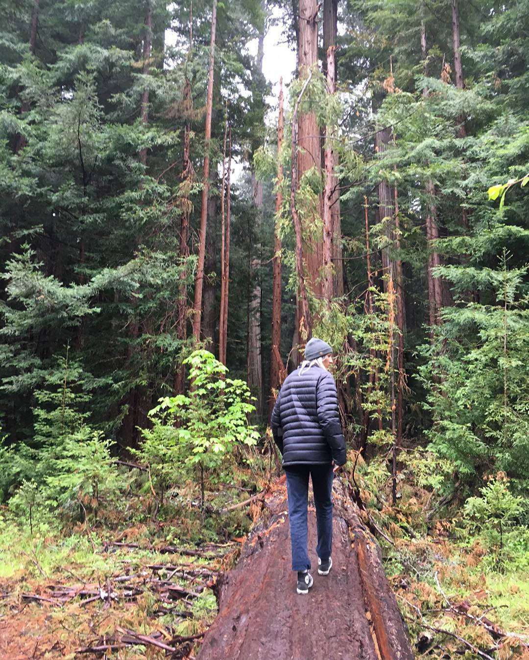 Rumor is @desireemelancon's walking from Oregon to #superpark20 as we speak. Good luck, Des!