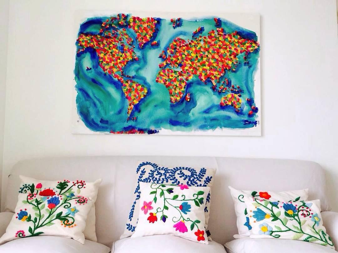 @guillebanfi te lleva a viajar por el mundo sin moverte de tu casa!