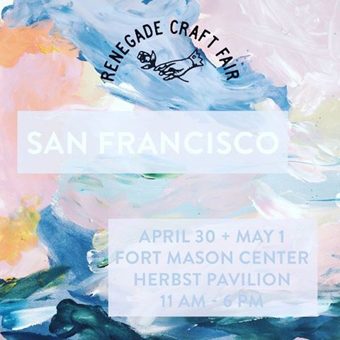 Yeas! Can't wait until this weekend's bug event! Come visit my show booth: far right aisle, right side, halfway up. Me and my husband Clayton will be there with bells on! And lots of variety in the makers world!  @funcheap_sf #funcheap #free #event...