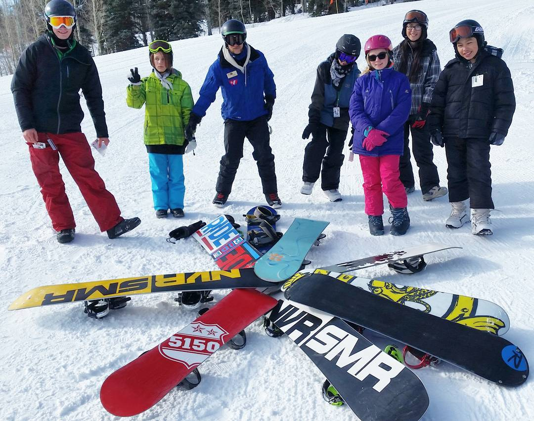 #Durango's @sosoutreach site expanded to serve 130 youth this #winter ! #Thanks to @skipurg #mountain for all of your #support this season.