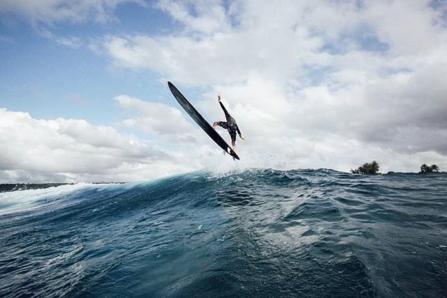 When boards fly #inspiredboardshorts | Team Rider @mauizack808 Photo: @noahofthesea