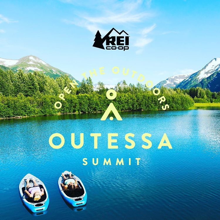 Outdoorsy Lady Friends. I'm so pumped for the launch of this event - come spend a few days #sweatydirtyhappy at the @REI @OutessaSummit, a 3-day women's outdoor getaway.  Nurture your skills in the outdoor activities you already love, and challenge...