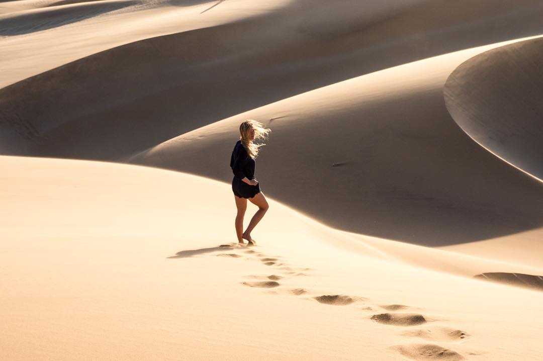 """An unexpected trip to Namibia over the weekend ended up being one of the most unforgettable trips of my entire life"" @biancabuitendag  Tap the link in our bio to watch the full clip"