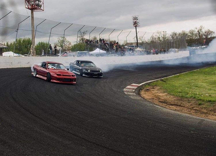 One more from #springmoves with our dudes @steveangerman and @chrisforsberg64 mobbin their s13s. #etown #greatestplaceonearth photo cred: @flipzco