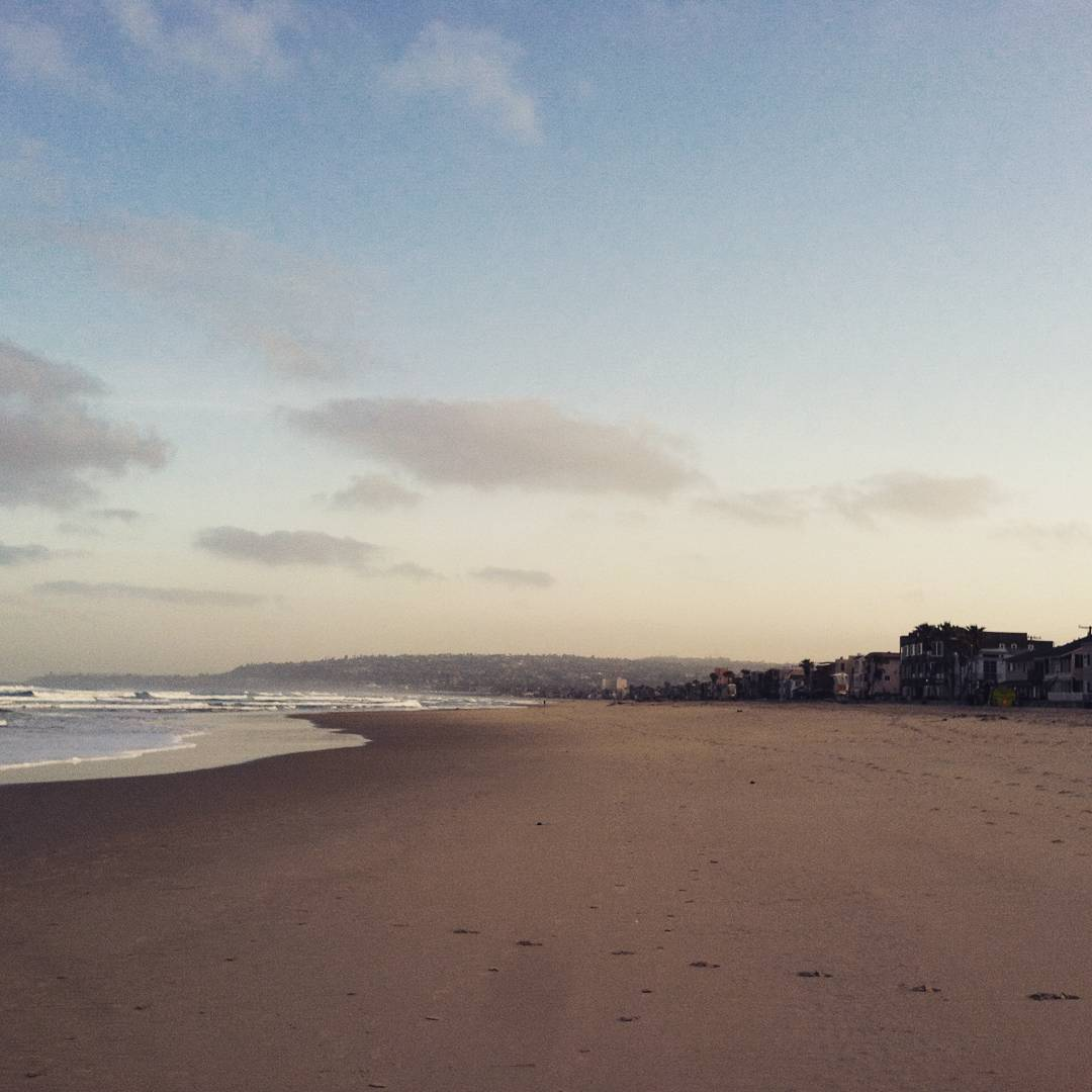 Te amo San Diego. #sandiego #california #playa #lamar #morningruns