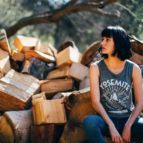 N E W  I N -> lose the sleeves summer is a comin! the yosemite valleyview sleeveless tank. #radparks #yosemitenationalpark #goparks