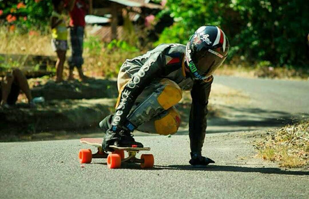 Congrats to @pantoygn our young gun Filipino for winning the #idfracing wqs at #veggiehigh!  Pantoy also is supported by @driftwoodlocalent @orangatangwheels #GN