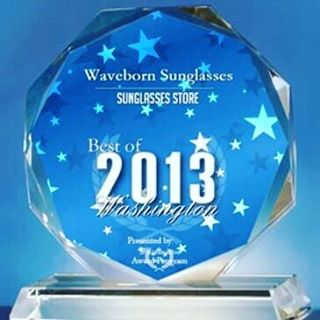 #tbt to 2013 when #waveborn won the best #sunglasses #store in #washington #dc #dctech #givesight #retail #growth #year6 #biggerandbetterthings