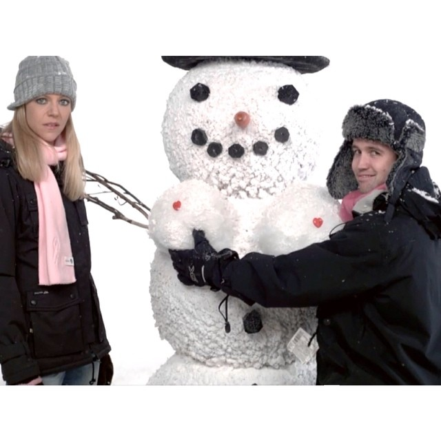 PAUSE 4 PREVENTION // It's Always Sunny BSE! Our friends Kaitlin Olson & Rob McElhenney from the cast of It's Always Sunny in Philadelphia did a pretty awesome video on their version of a breast self-exam (BSE) with a snow lady and boob snow! You're...