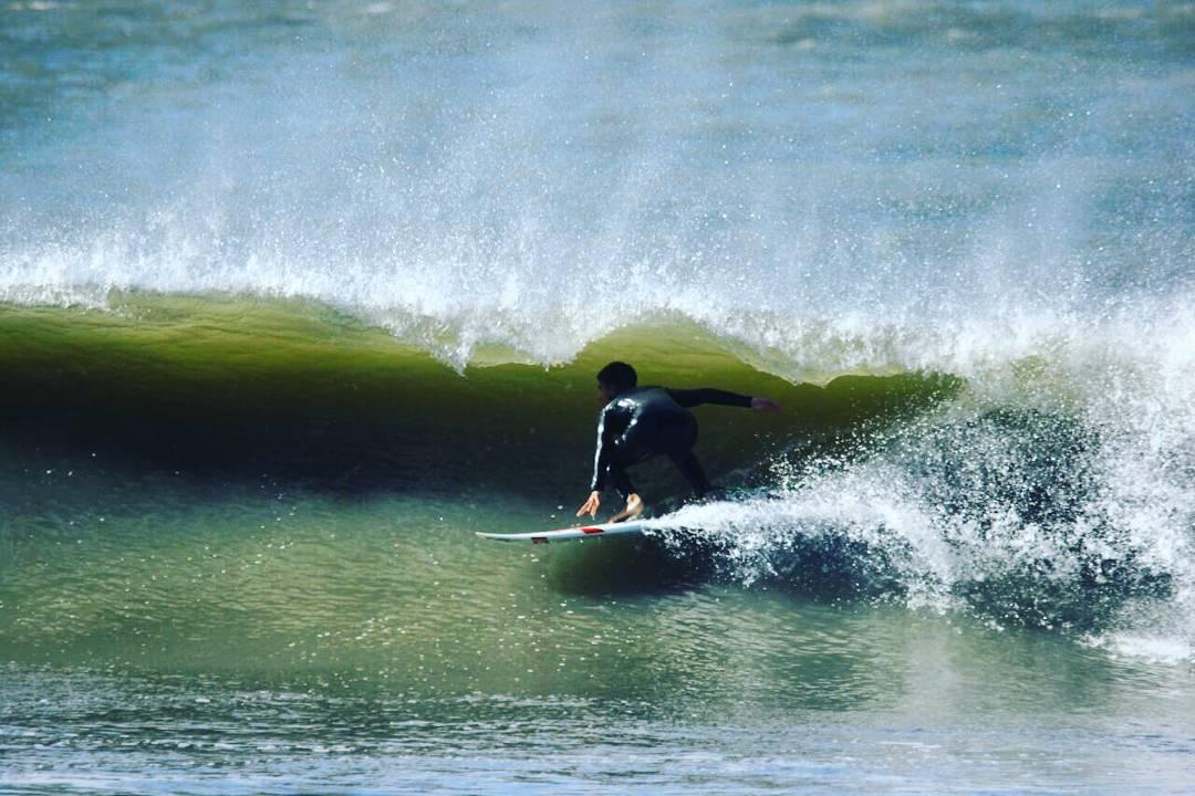 @frannfulton MDP,  zona norte  #gotcha #surfing  Ph: Luciano Tomasetti