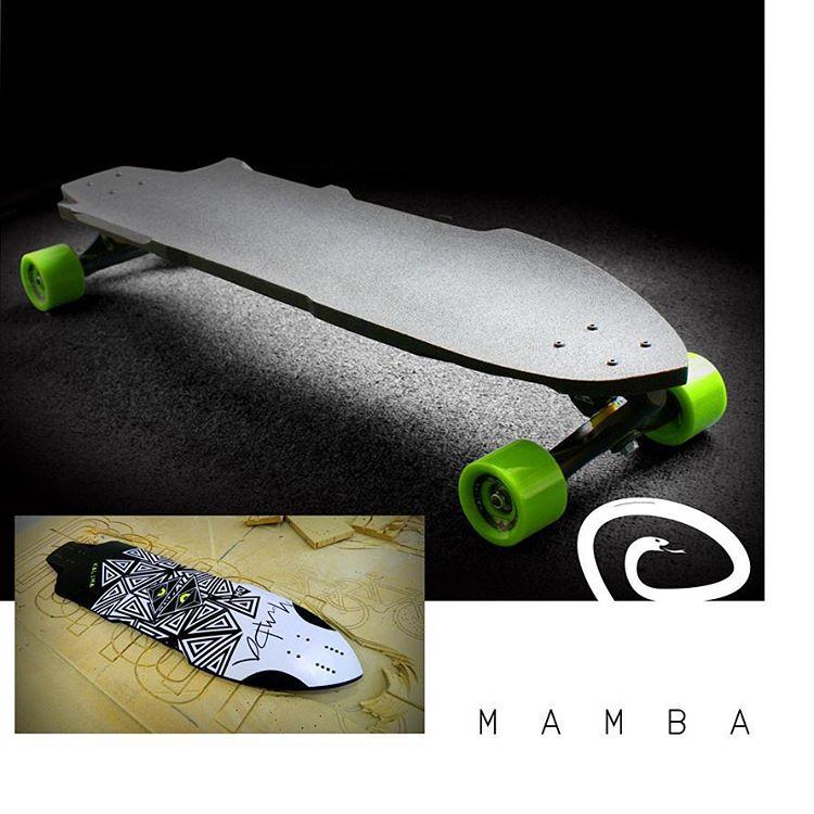 Kalima Mamba #longboard #downhill #kalimaboards