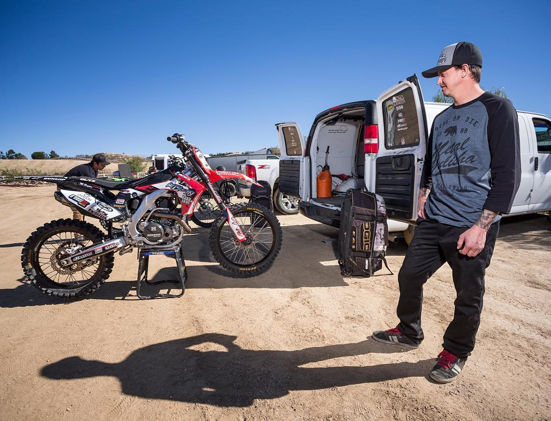 What's @MattBuyten thinking about? • #MetalMulisha #Caption #WorldDomination