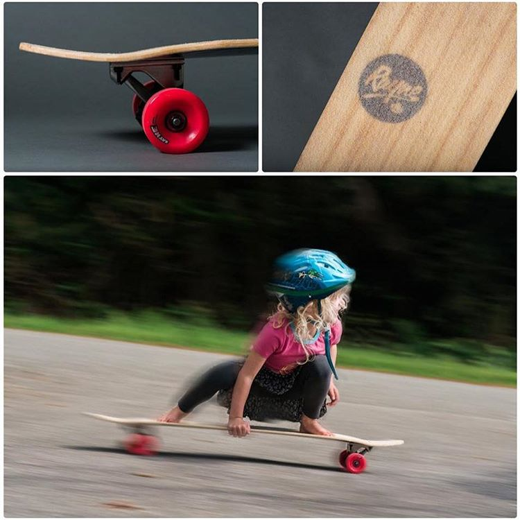 You're never to young to ride with style! Photo: @onebluefishphotography  #longboard #girlswhoride #longboarding #style #stylematters