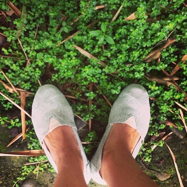 One touch of nature makes the whole world kin. #Paez #naturelover #paezshoes