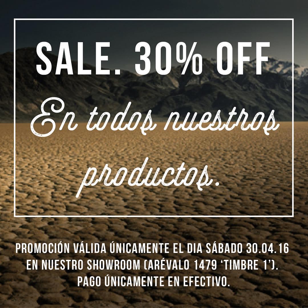 #SALE 30% OFF