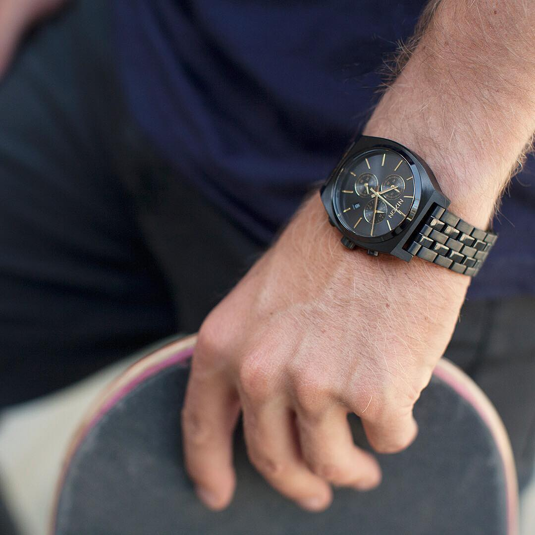 More of a good thing. The #TimeTeller Chrono. #Nixon