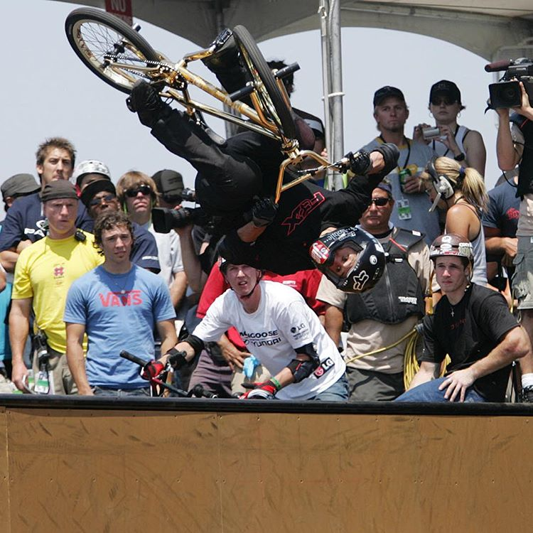 Our World of #XGames Dave Mirra Tribute Show is coming up at 2 pm ET/1 pm PT on ABC!