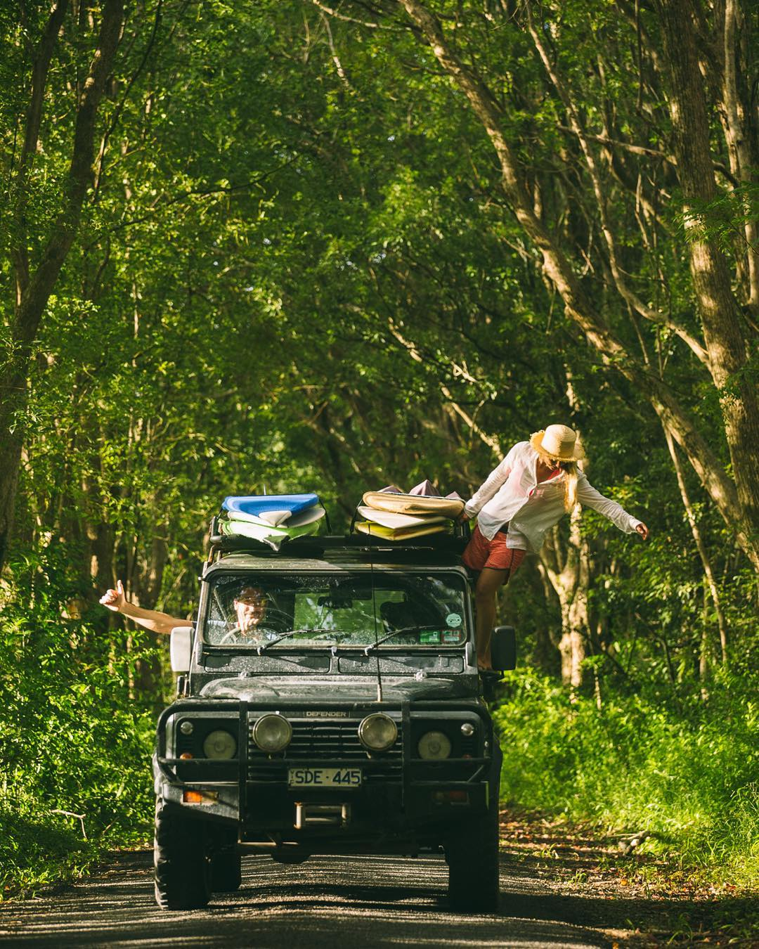 Sunday Surfari!