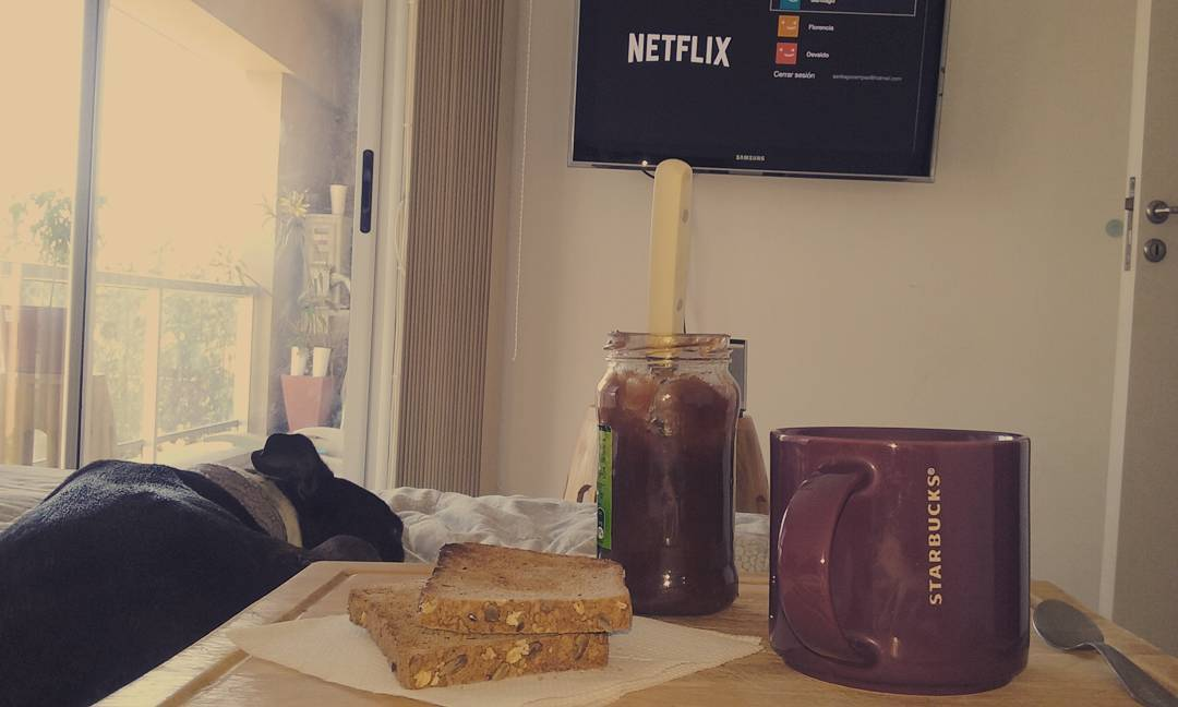 Imposible rebatir mi desayuno de los domingos