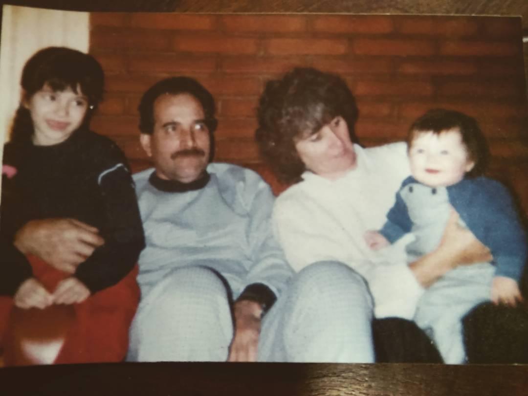Seguís siendo el gigante de mi vida cómo a los 5 años... Feliz cumpleaños mi Lorenzo.