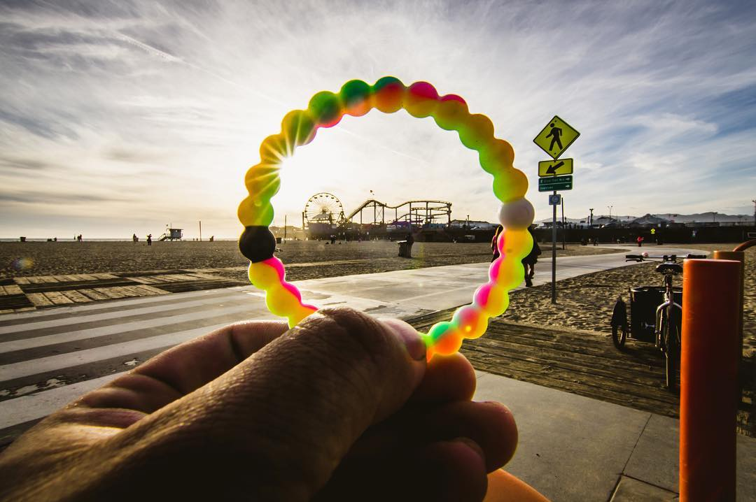 You can be scared or throw your hands in the air-share your story #livelokai