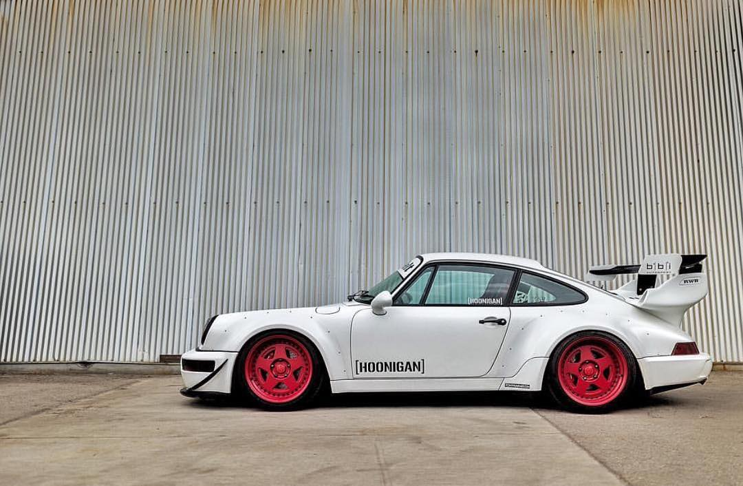 A good day for some #RWBxHOONIGAN.  ______