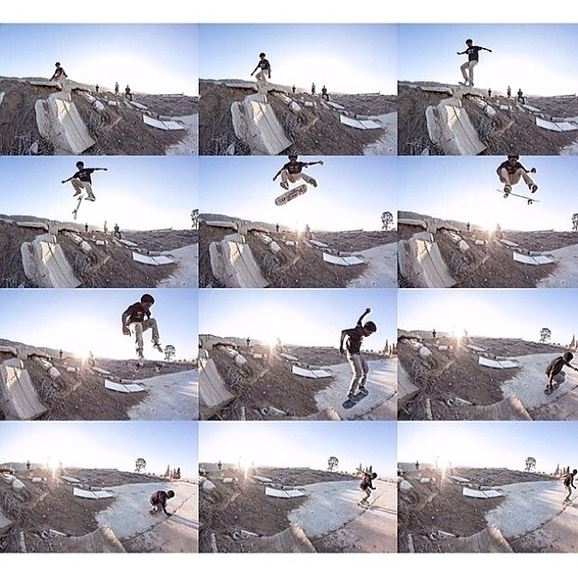 Team rider from #California @reggieduzzit❄️#skateboarding #frostyheadwear #metrogrammed