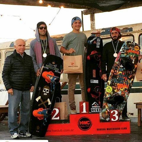 6ta fecha Campeonato Argentino de cable! 2nd place  Cat. Open para nuestro Rider @matibruland