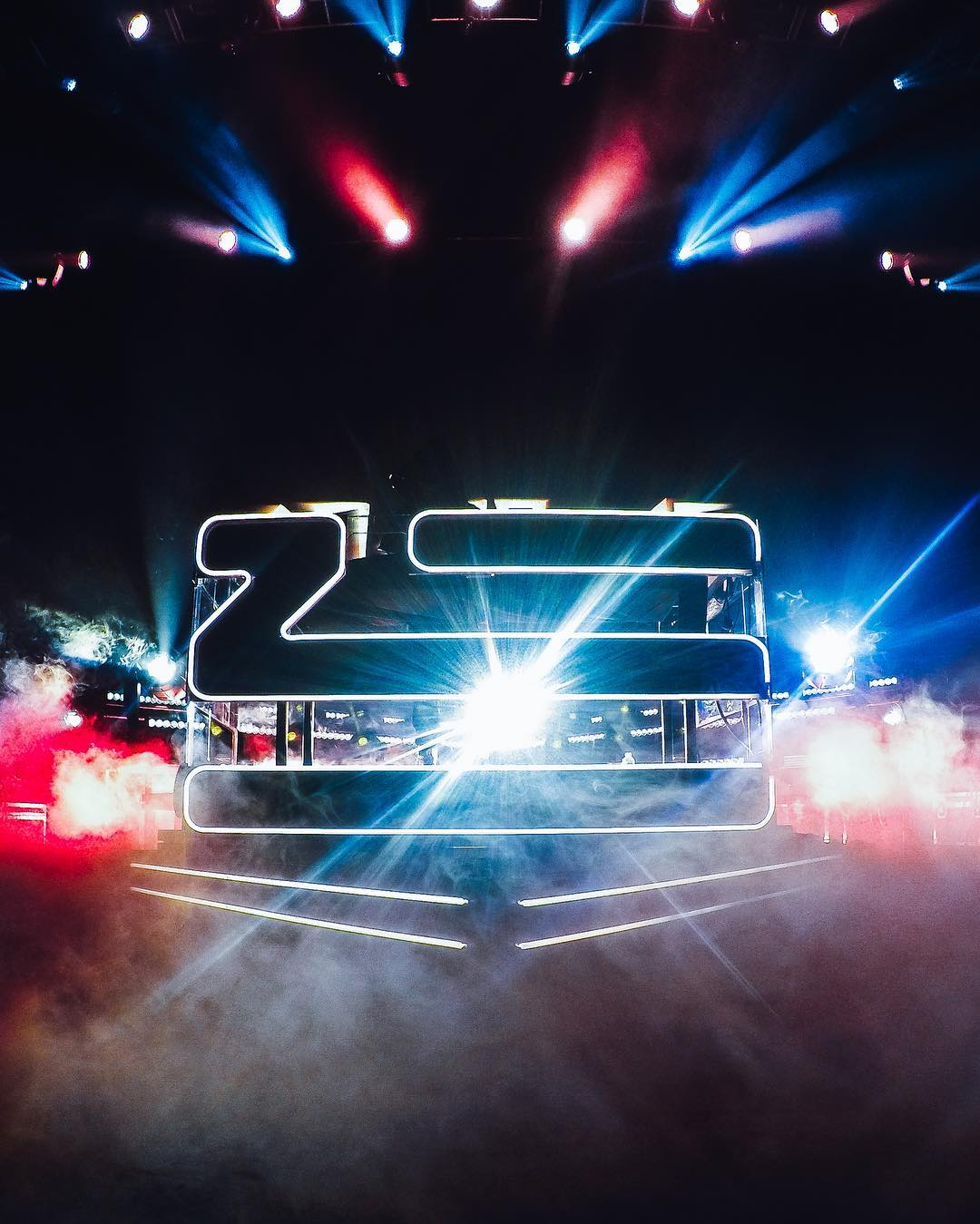 "@zhumusic purposely stays out of the spotlight during sets, to keep the focus on the music. ""It's all about art, and we try to make it about the songs and the response."" #GoPro #GoProMusic"