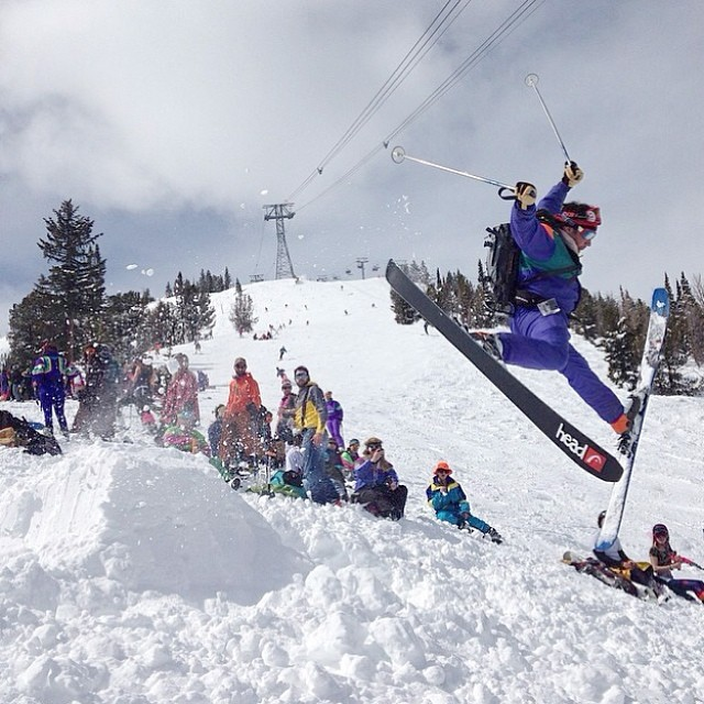 With mountain closing days fast approaching Gaper Day is a beloved tradition, and here at GoodPeople we've always enjoyed the end of ski season shenanigans (one-pieces, tight denim, fake mustaches, daffies, snowblades) that come from celebrating...
