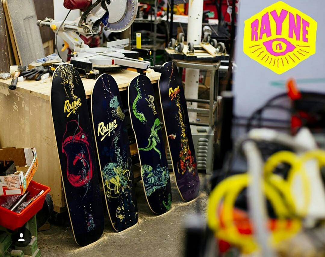 For those in the mid west, stop by to see what @motionboardshop is hiding in the workshop! #elevatedseries #bromance #genesis #exorcist #fortune #underthesea #lifeaquatic