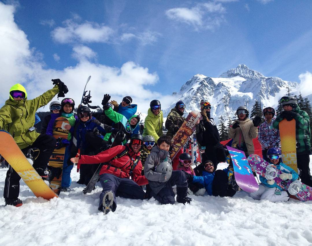 This year, SOS served 417 #PNW youth across 10 #mountain resorts! Show your #support for our programs tomorrow, during the @seattlefoundation #givebigday