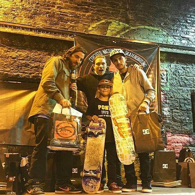 Felicitaciones @loloco.skate por el Primer Puesto en la categoría iniciantes, en la segunda fecha del @circuitonacionalsb en @bigjumpskatepark! #ZephyrTeam