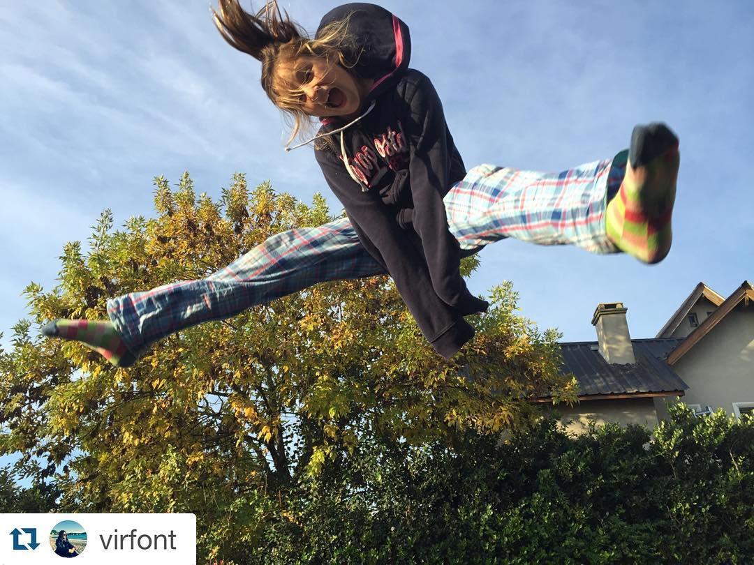 Arrancamos este martes BIEN arriba con una gran foto de @virfont ・・・ #mediascononda #domingoscononda en el aire