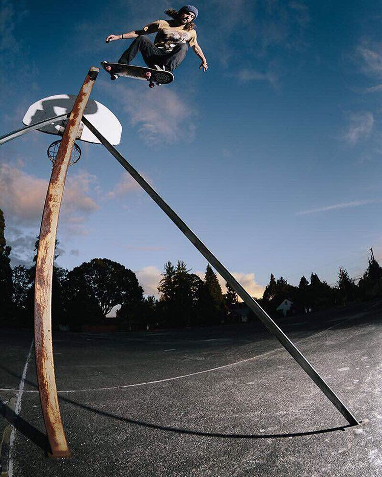 our good pal, stuntman and epic human @davermontmull found himself in @thrashermag with his latest leap of faith, props Dave! >>> @mountainroadshow @the_worble