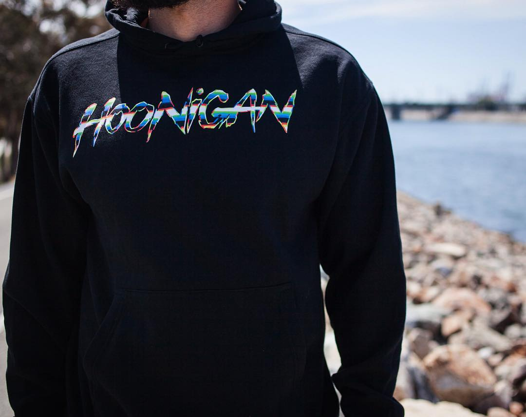See more of the Hoonigan by Felipe Pantone collection on our site.  ________ [Hoonigan.com] @felipepantone