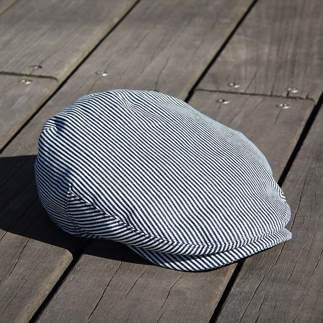 Crafted in England, our British Peebles uses traditional techniques and the finest quality materials. Available in a variety of textures and patterns, it is recognized to be a high-caliber headwear option. #kangol