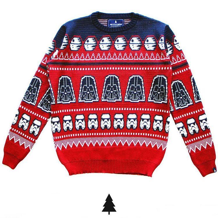 Empire Sweater #MayThe4th #MayThe4thBeWithYou Thisisfeliznavidad.com