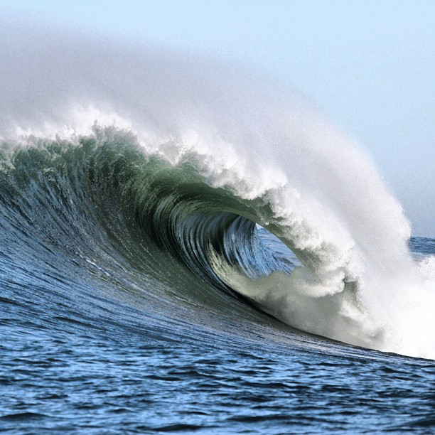 Mavericks. @willywhenry photo.