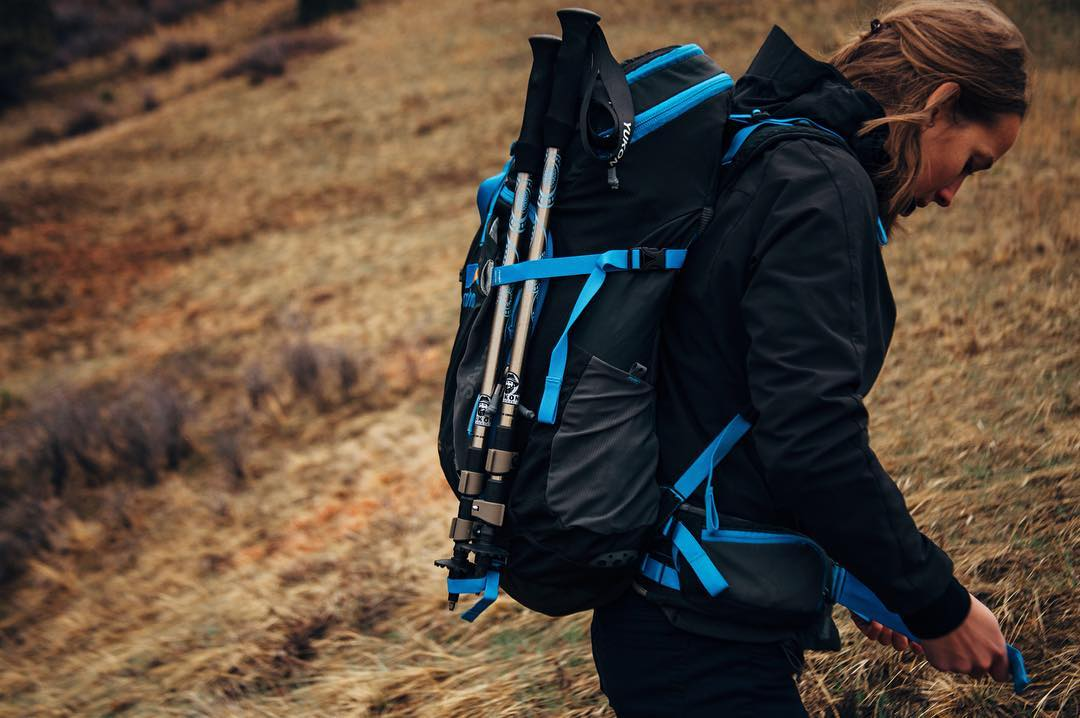 Take a journey...nay, a jaunt to Montana with our very own designer, Meeshell, as she shows you best uses with the Salute! Hint: it can hold a 30 rack of PBR. Link in bio. #MHMgear #PacksElevated #Montana