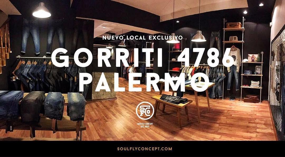 N U E V O  L O C AL  E X C L U S I V O ! ! ! Gorriti 4786 · Palermo · Buenos Aires!!! Te esperamos!!