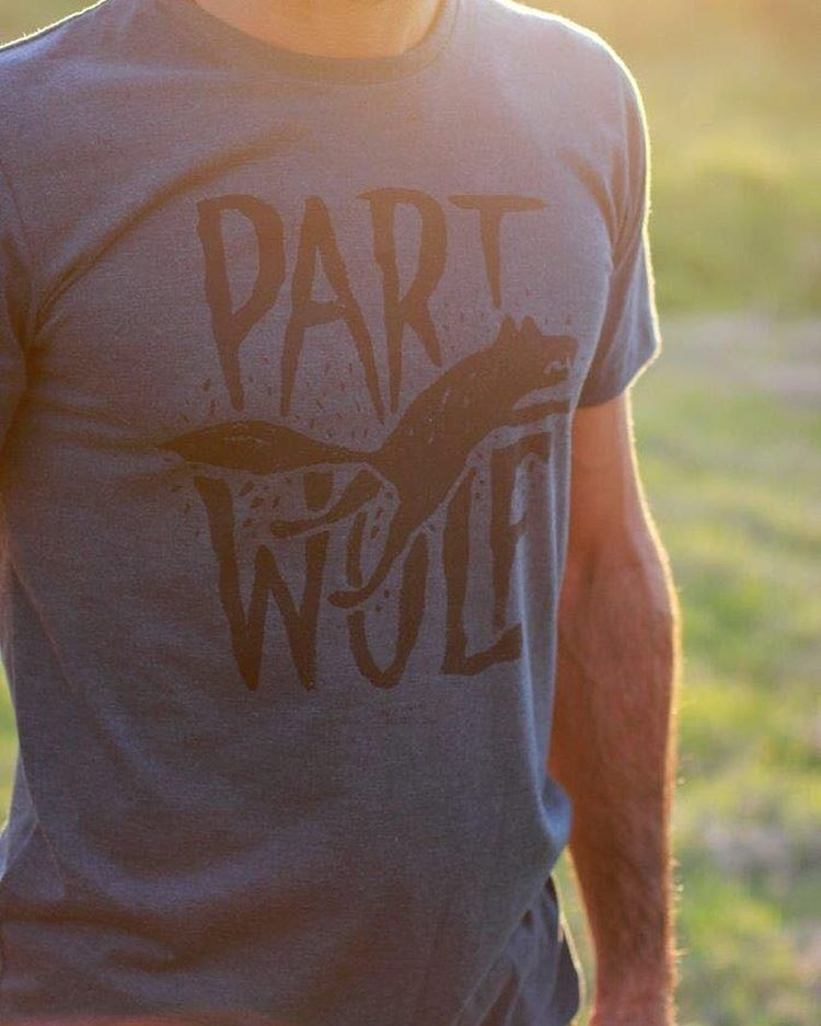 Remera Part Wolf ✔️ #SoulflyConcept #SoulflyLook #manlook #wolf #clothingbrand