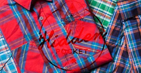 Todas nuestras camisas ocultan un pequeño bolsillo #hiddenpocket #gotcha #iconsneverdie