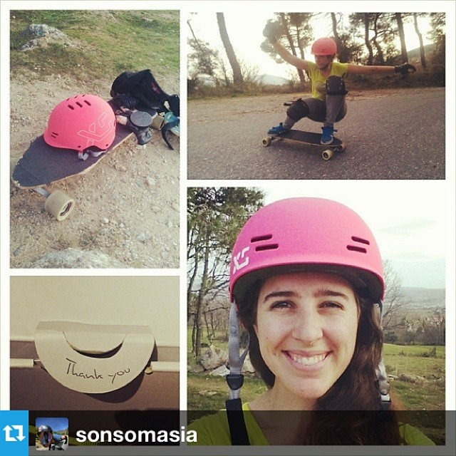 We are excited to welcome @sonsomasia to the XS team. Looking forward to her stories from #Spain!