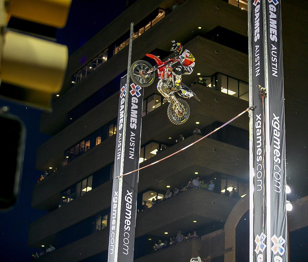 #TBT || @MattBuyten ✖️ @XGames #Austin • Can Buy10 claim more #XGames hardware next month? • #MetalMulisha #WorldDomination
