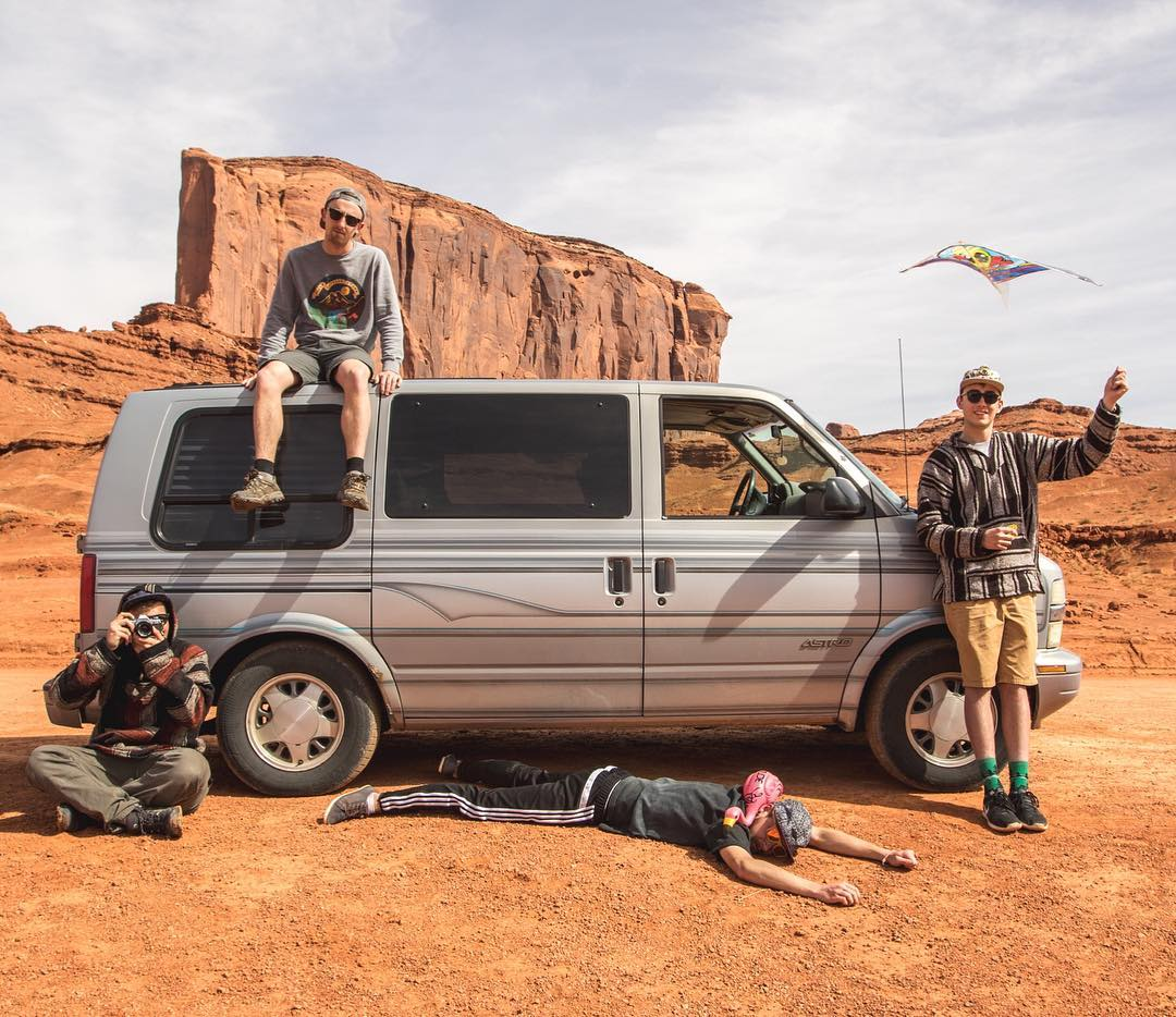 Our Ambassador, @altitudefoto, took the Frontier Project to a whole new level with his #Astrovanture