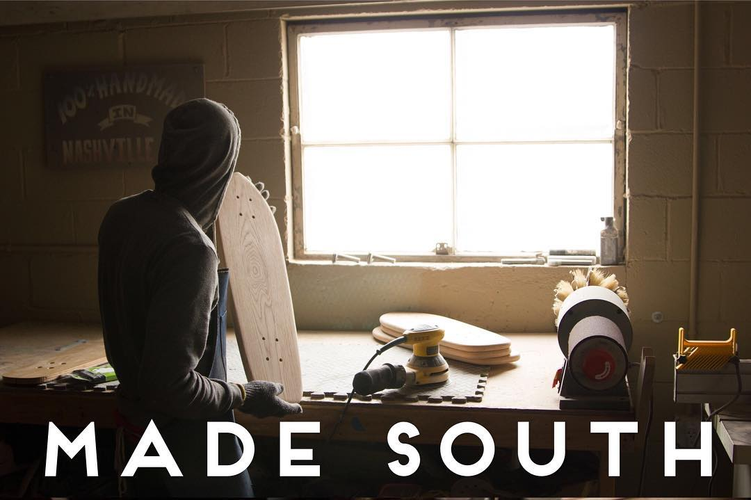 All day we will be posting over on the @madesouth account. We will be at their event in Greeneville SC at the end of the month. Come see us a long with lots of other makers and artisans from around the south.