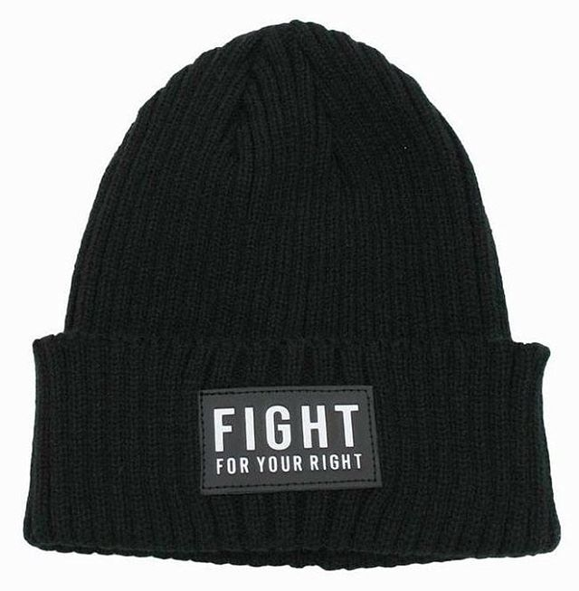 Con este frío ideal beanie BLUR @fightforyourrightok  #actitudfight  http://casafight.com/index.php?route=product/product&path=60&product_id=845